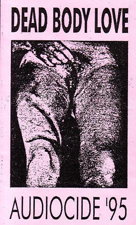 обложка одного из первых альбомов Dead Body Love