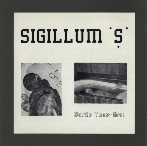 Sigillum S обложка cd-переиздания Bardo Thos-Grol
