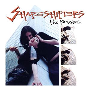 Raquel De Grimstone обложка альбома Shapeshifters (The Remixes)