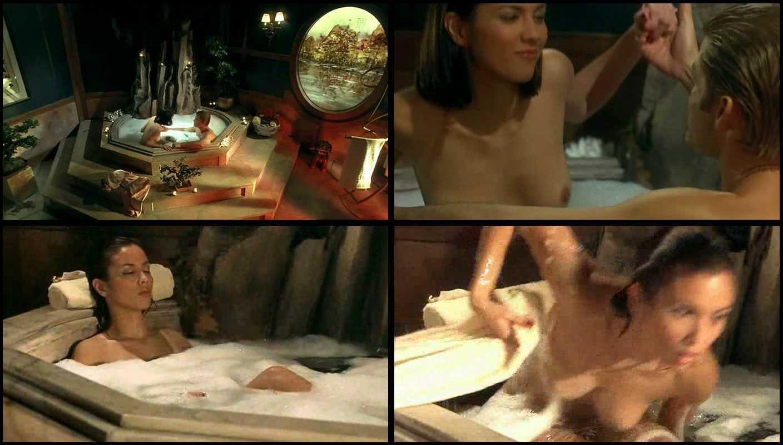 Lexa doig эротические сцены